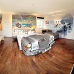 Locuri spectaculoase: Hotelul V8, paradisul iubitorilor de automobile