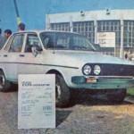 Dacia 1410 Economic: Cel mai mic consum de benzina al unei masini romanesti