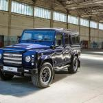 Legendarul off-roader englezesc, Land Rover Defender, tuningat de top