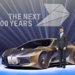 """BMW Vision Next 100. Masina care o vom """"vedea"""" peste 100 de ani"""