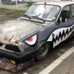 Cea mai tuningata Dacia 1310 din Romania