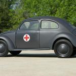 Un VW Beetle comandat de Hitler, astazi mai scump decat un Ferrari