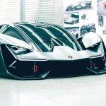 Lamborghini Terzo Millennio: Conceptul cu caroseria care se repara singura