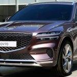 Genesis GV70 2021 concurent pentru BMW X3, Audi Q5 si Mercedes GLC