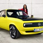 Noul Opel Manta GSe ElektroMOD electric