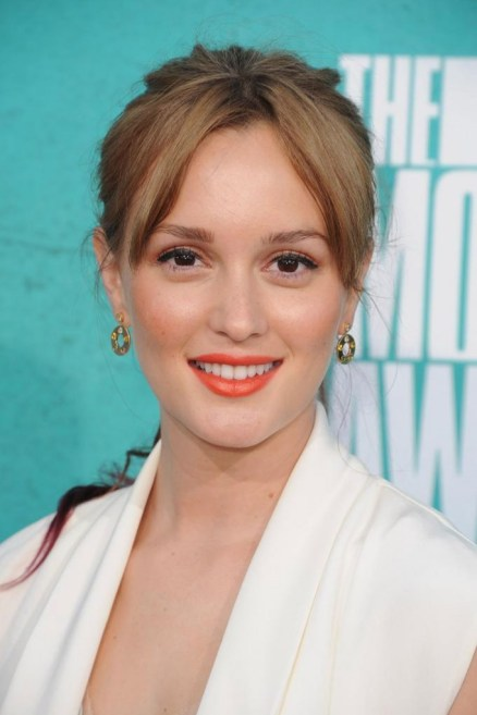 LEIGHTON MEESTER at MTV Movie Awards