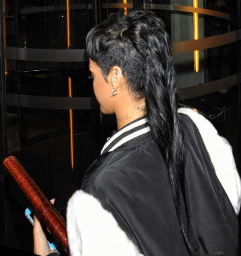 Rihanna-mullet-hair-London-September-2013