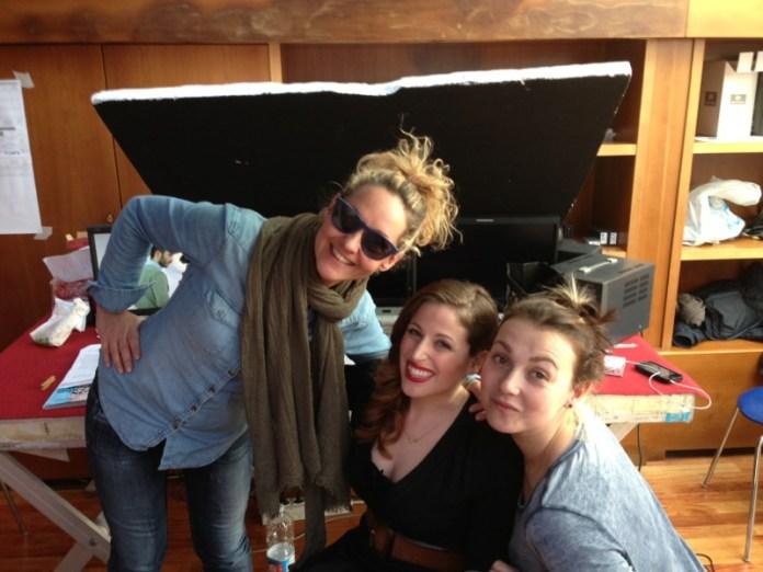 Con Viola e Sonia dietro le quinte di Cliomakeup