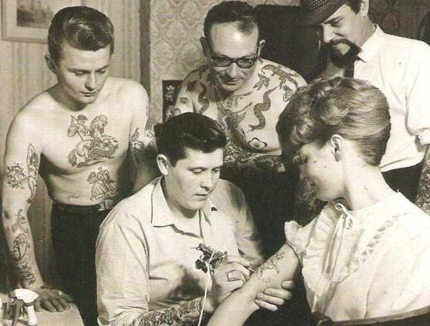 history of the tattoo san diego mopa