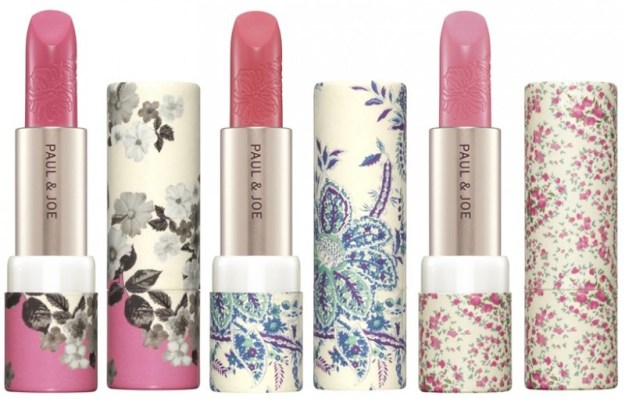 Paul-Joe-Parasol-Spring-2011-Makeup-Collection-lipsticks