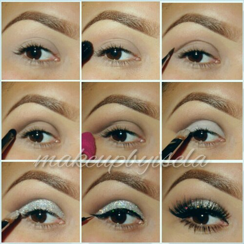 Pic-tutorial e makeup da urlo… ma c è il  trucco !  db5a387d1d9