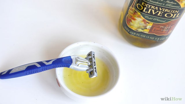670px-Shave-With-Olive-Oil-Step-6
