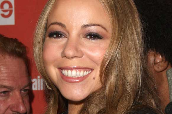Mariah Carey!