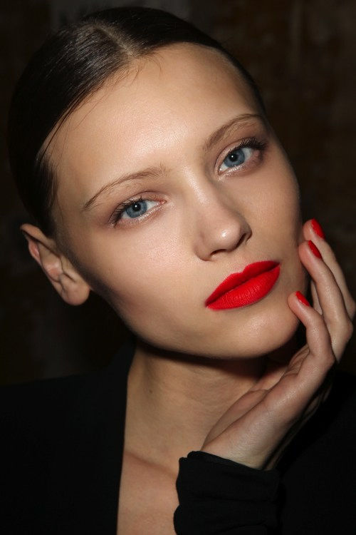 Julien-David-winter-2012-red-lips