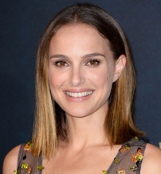 Natalie-Portman-sombre-hair-color-looks-2014