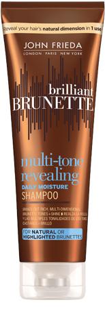 John Frieda Brilliant Brunette Moisturizing Shampoo