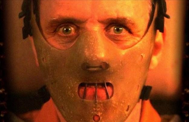 Dopo averla indossata Hannibal Lecter ha giurato di essersi messo a dieta! :D