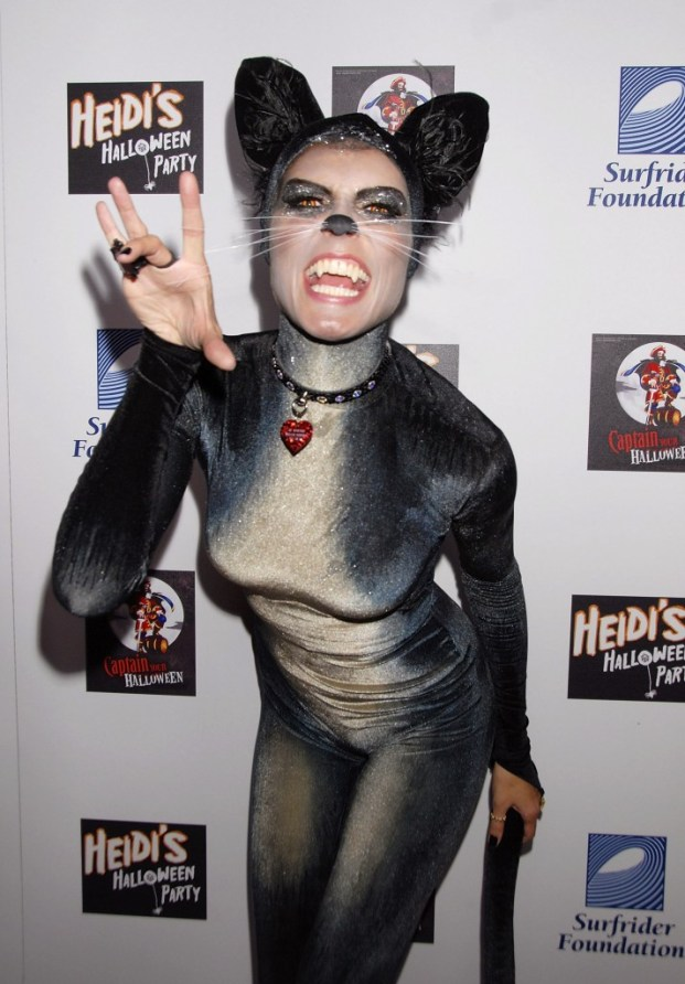Heidi Klum's 8th Annual Halloween Party