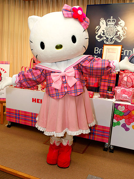 Hello Kitty umana