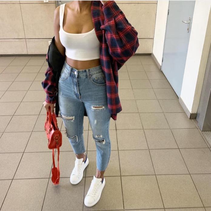 ClioMakeUp-come-indossare-camicie-22-camicia-tartan-outfit.jpg