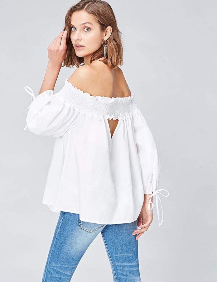 ClioMakeUp-indossare-bianco-18-maglia-scollo-bardot-amazon-find.jpg