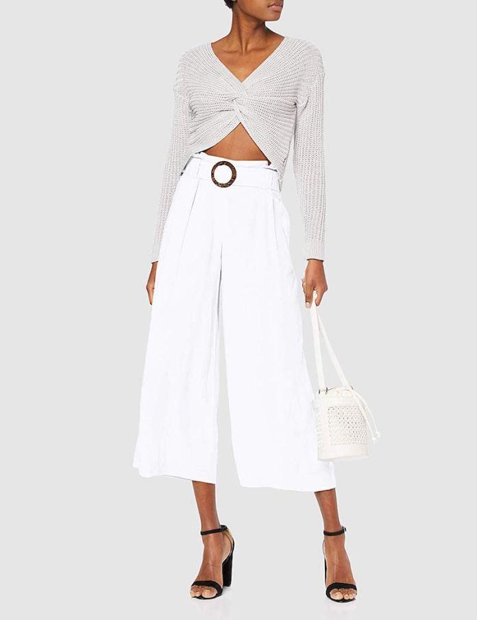 ClioMakeUp-indossare-bianco-24-bermuda-new-look-amazon.jpg