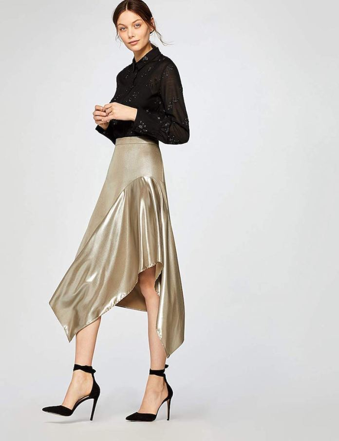 ClioMakeUp-indossare-metallizzato-12-gonna-asimmetrica-amazon-find.jpg