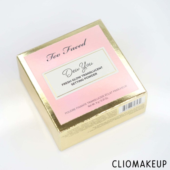 cliomakeup-recensione-too-faced-dew-you-loose-setting-powder-2