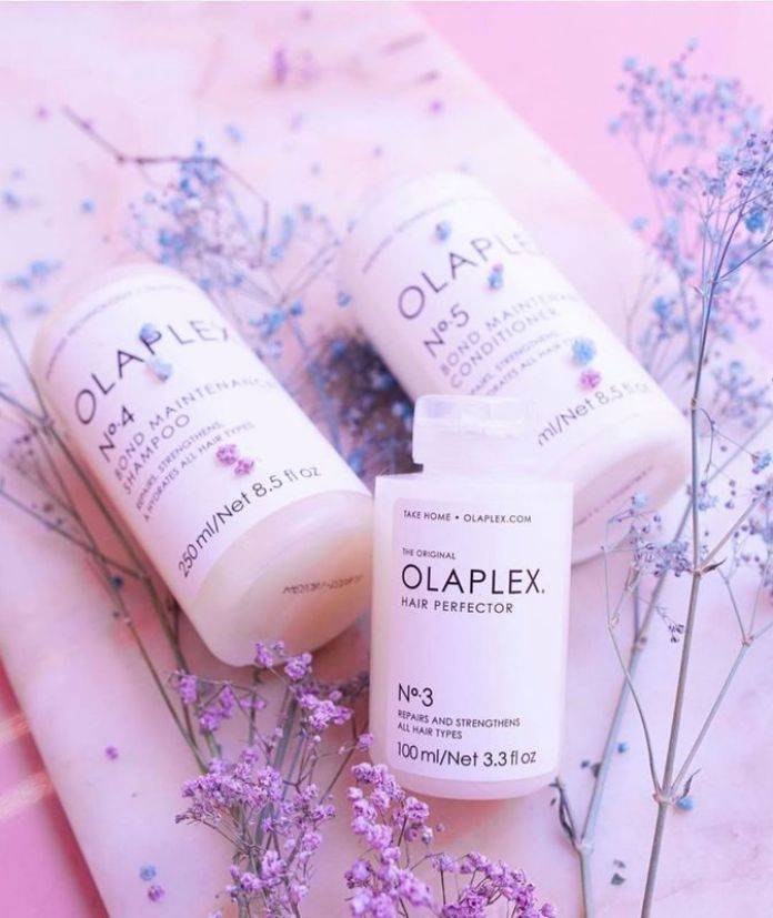opinioni Olaplex: i numeri dal 3 al 5 sono per mantenere i benefici del trattamento a casa