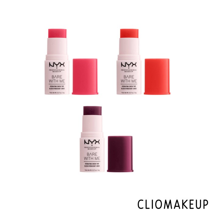 cliomakeup-recensione-blush-nyx-bare-with-me-blush-in-stick-3