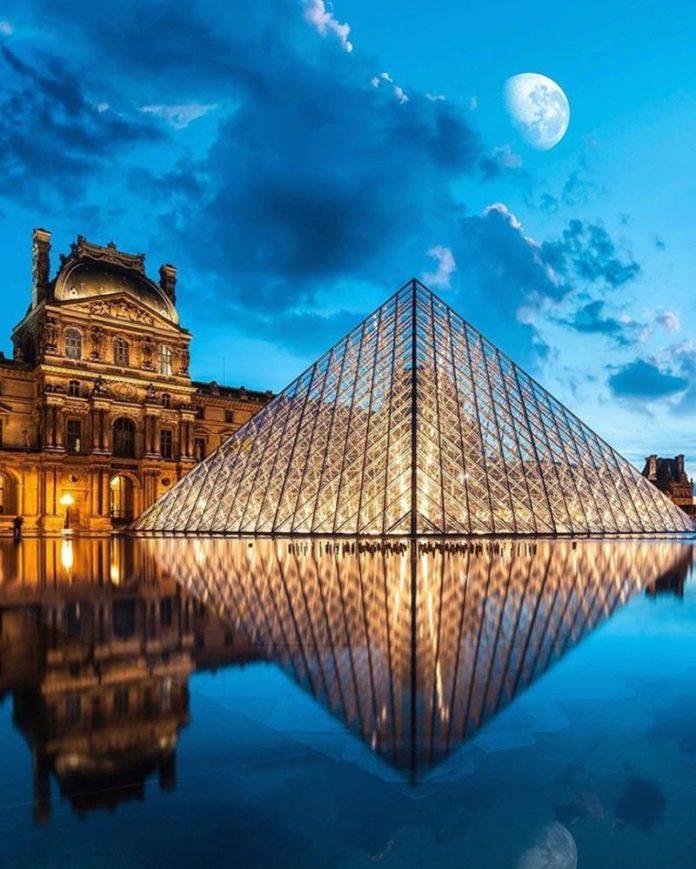migliori voli low cost per Parigi: Louvre