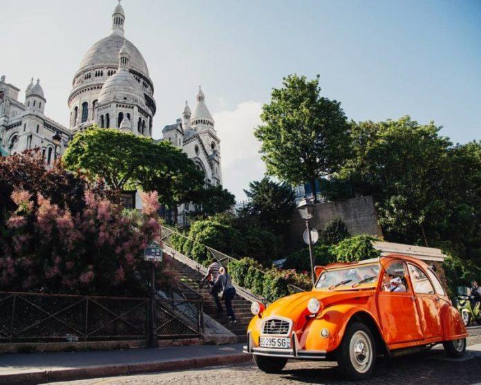 migliori voli low cost per Parigi: Montmatre