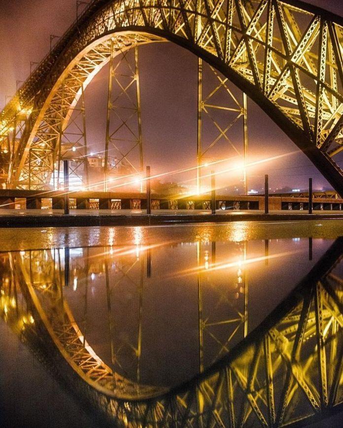 viaggi low cost Portogallo: Ponte Dom Luis I