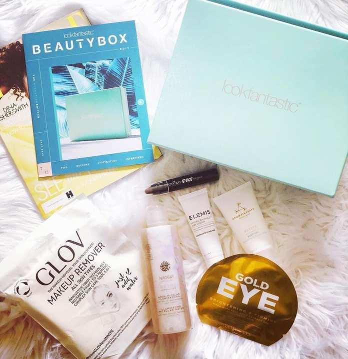 Cliomakeup-beauty-box-lookfantastic-agosto-7-edizione-luglio