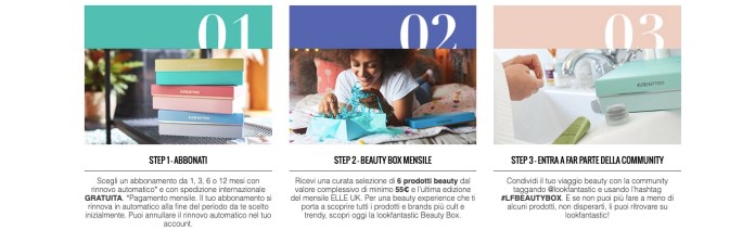 Cliomakeup-beauty-box-lookfantastic-agosto-11-step-abbonamento