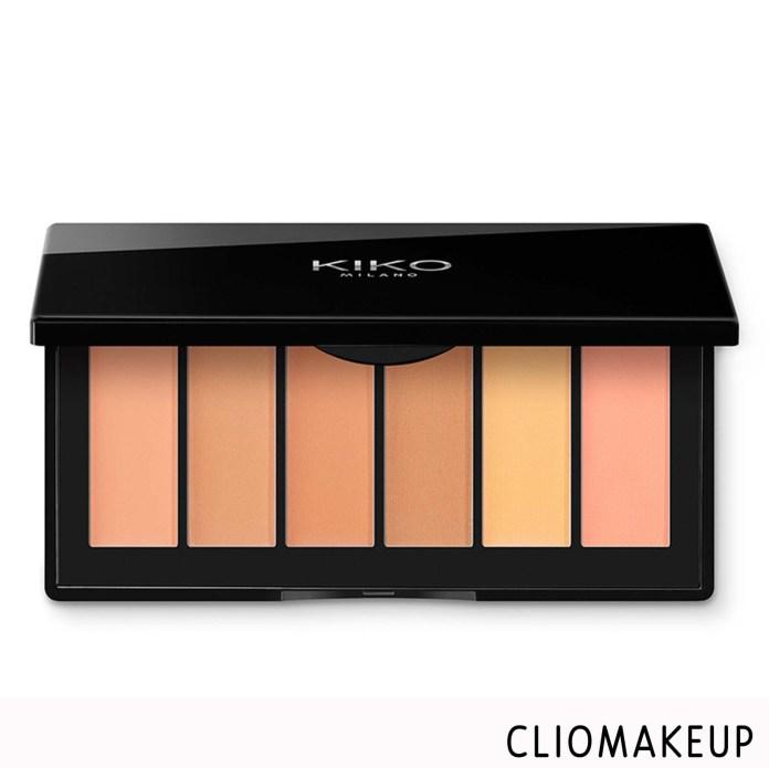 cliomakeup-recensione-palette-correttori-kiko-smart-concealer-palette-1