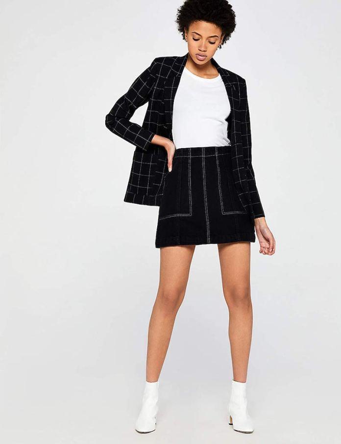ClioMakeUp-gonna-corta-autunno-2019-3-gonna-jeans-cuciture-amazon-find.jpg