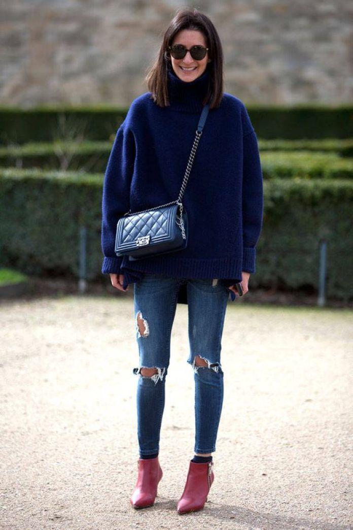 ClioMakeUp-look-universita-1-jeans-maxi-pull