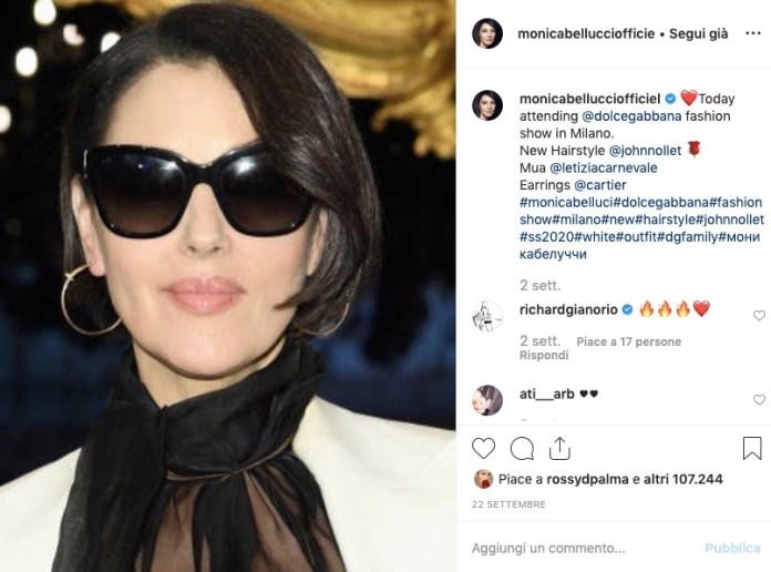 Cliomakeup-caschetto-monica-bellucci-5-milano-fashion-week