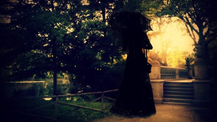 Viaggi Halloween: la Dama Velata è il noto e inquietante spettro di Parco Sempione