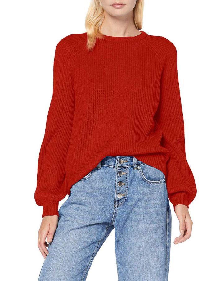 ClioMakeUp-vestiti-antifreddo-4-maglione-manica-sbuffo-amazon-vila-vioa.jpg