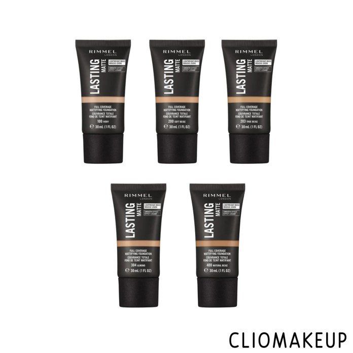 cliomakeup-recensione-fondotinta-rimmel-lasting-matte-full-coverage-mattifying-foundation-3