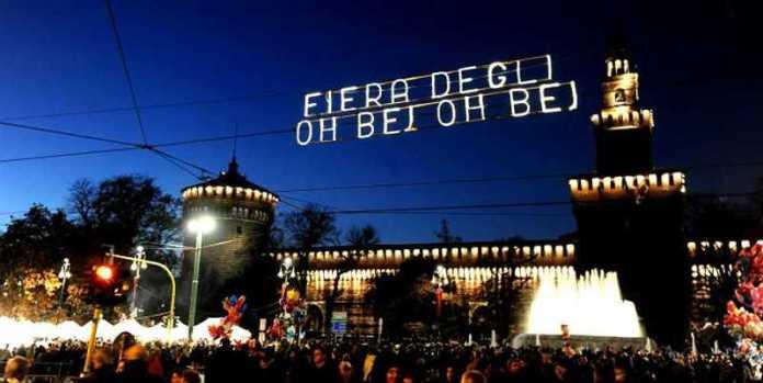 mercatini di Natale: La fiera degli Obei Obei è la più antica di Milano