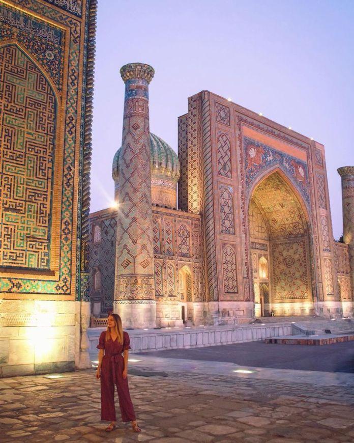 destinazioni migliori 2020: la via della seta. Samarcanda in Uzbekistan