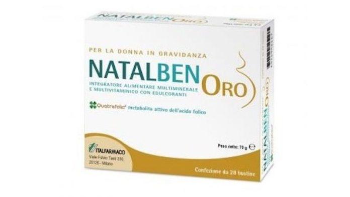 cliomakeup-integratori-gravidanza-15-natalben-oro