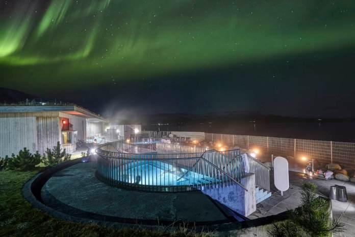 Migliori SPA in Europa: Fontana SPA in Islanda