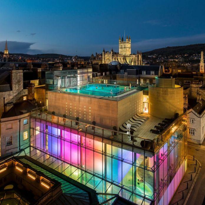 Migliori SPA in Europa: Thermea SPA Bath