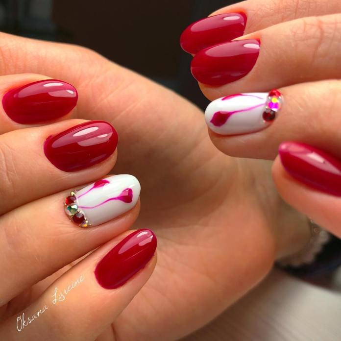 Cliomakeup-unghie-rosso-cherry-pie-17-oksana_nailsnyc