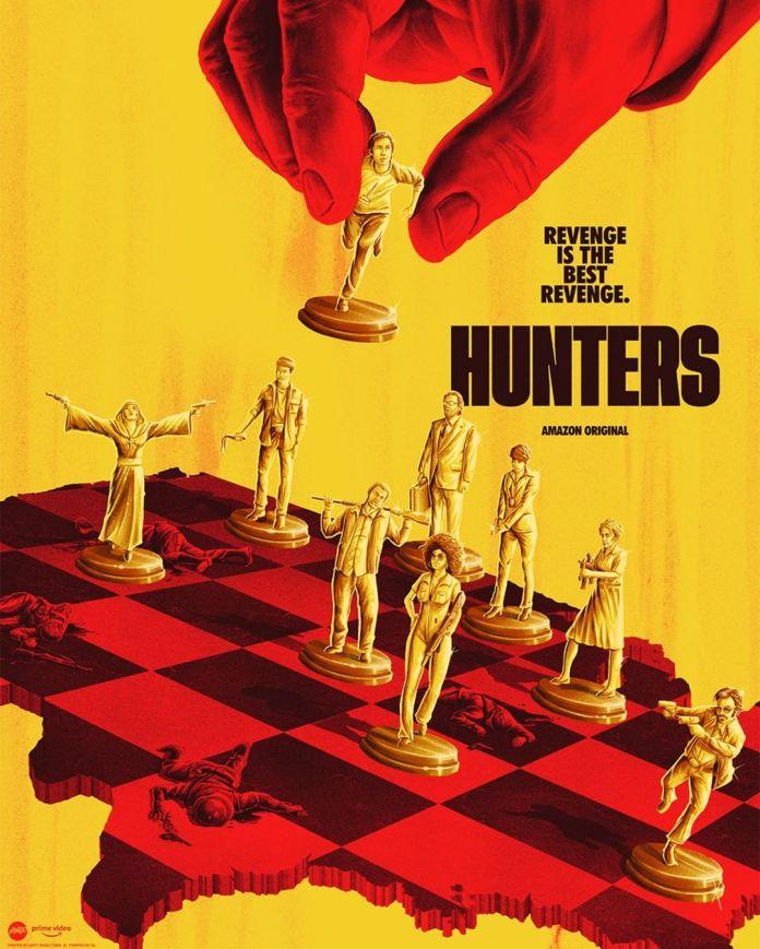 serie tv prime video inverno 2020: Hunters