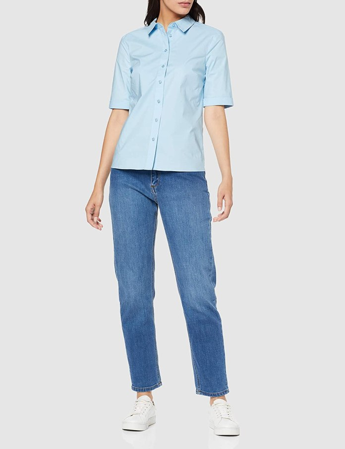 Cliomakeup-look-con-camicia-24-meraki-denim